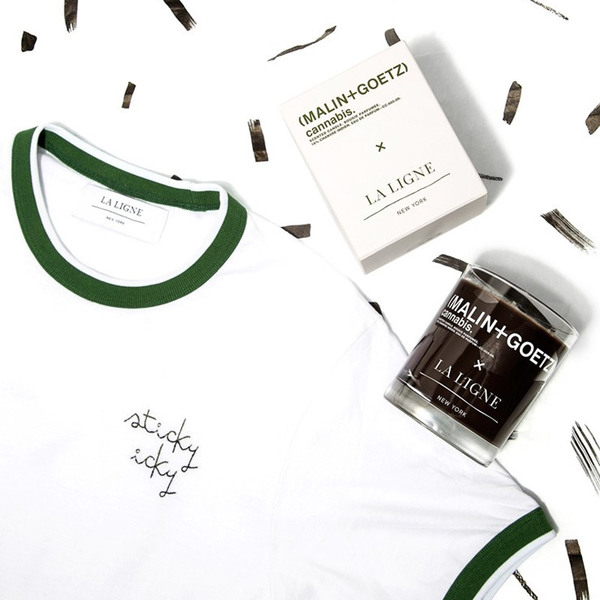 Buy:  High Notes  T-Shirt and Candle