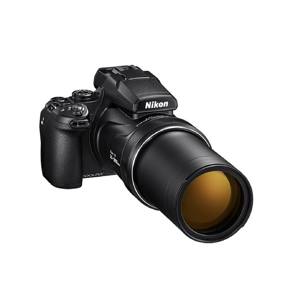 Nikons Coolpix P1000s Powerful 125X Zoom Lens