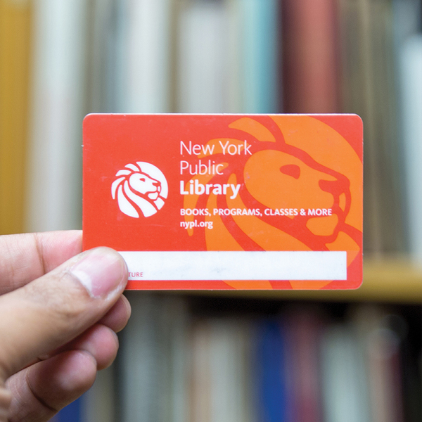 NYC Expands the Role of the Library Card
