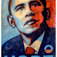 Shephard Fairey's Original Obama Poster Auction