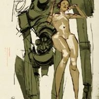 Ashley Wood Popbot