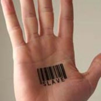 Bar Code Tattoos