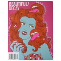 Beautiful Decay Issue R: Richard Stipl