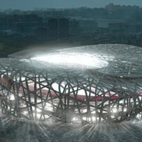 Three New Stadiums