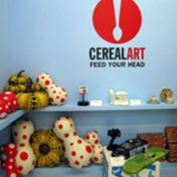 Cerealart @ Perry Rubenstein