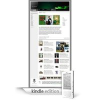 Cool Hunting on the Amazon Kindle
