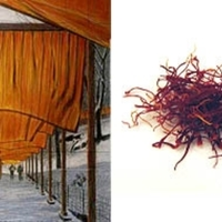 Saffron is the Ingredient of The Gates