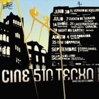 Plein Air Movies in Barcelona