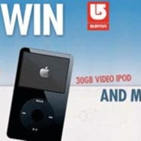 Last Chance: Burton x iPod x Shiny Toy Guns Contest