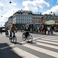 Copenhagen Bike Share Competition