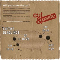Cut and Paste 2006 Nationwide Call For Entries