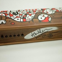 Don Pendleton x Furni Clock Auction to Benefit Element Skateboards Awareness Program