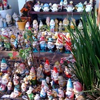 Sydney Garden Gnome House