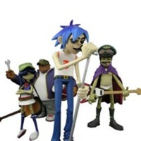 Gorillaz Giveaway