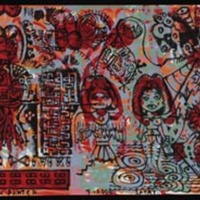 Gary Panter: Pictures from the Psychedelic Swamp: 1972  2001