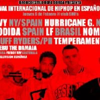 2nd International Spanish Hip Hop Festival