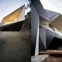 McBride Charles Ryan Architects: Klein Bottle House