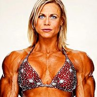 Martin Schoeller: Female Bodybuilders