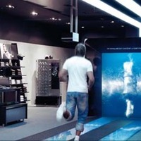 mi Innovation Center: Adidas Sport Performance Store in Paris