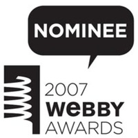 Cool Hunting Video Nominated for Best Music/Variety Webby