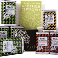 Nudo Adopt-an-Olive-Tree Giveaway