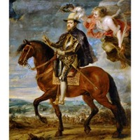 Kehinde Wiley: Equestrian Portrait of King Philip II