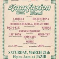 Raw Fusion at WMC