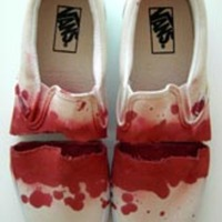 Six Letter Word: Bloody Vans