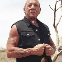 Sonny Barger x Self Edge Photo Shoot