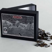 Stanley Donwood London Views Jigsaw