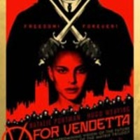 V for Vendetta Artwork Exhibition
