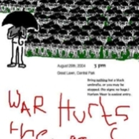War Hurts the Grass