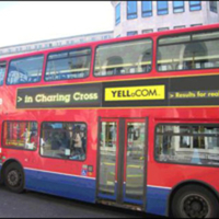 Yell.com Bus Ads