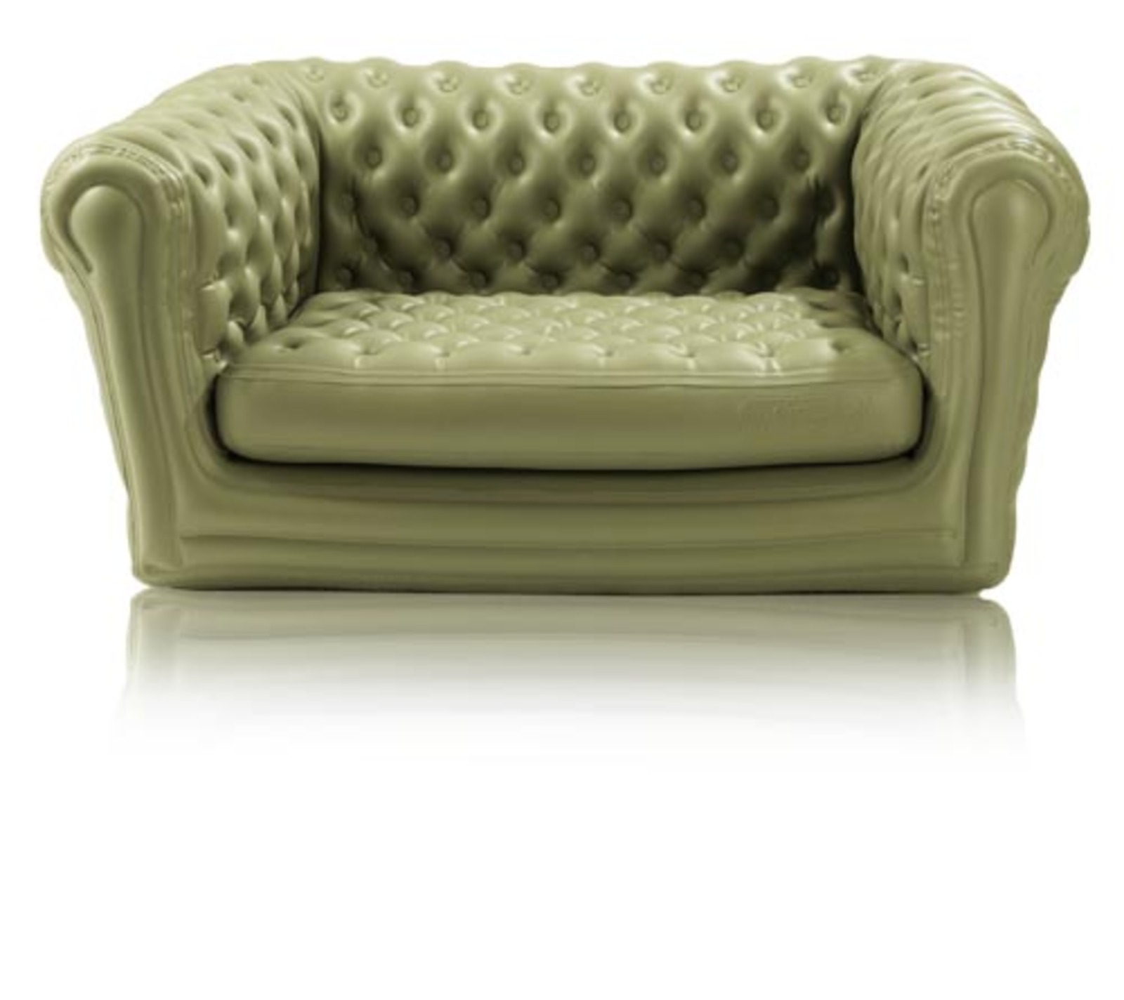 blofield inflatable chesterfield furniture cool hunting blowup furniture