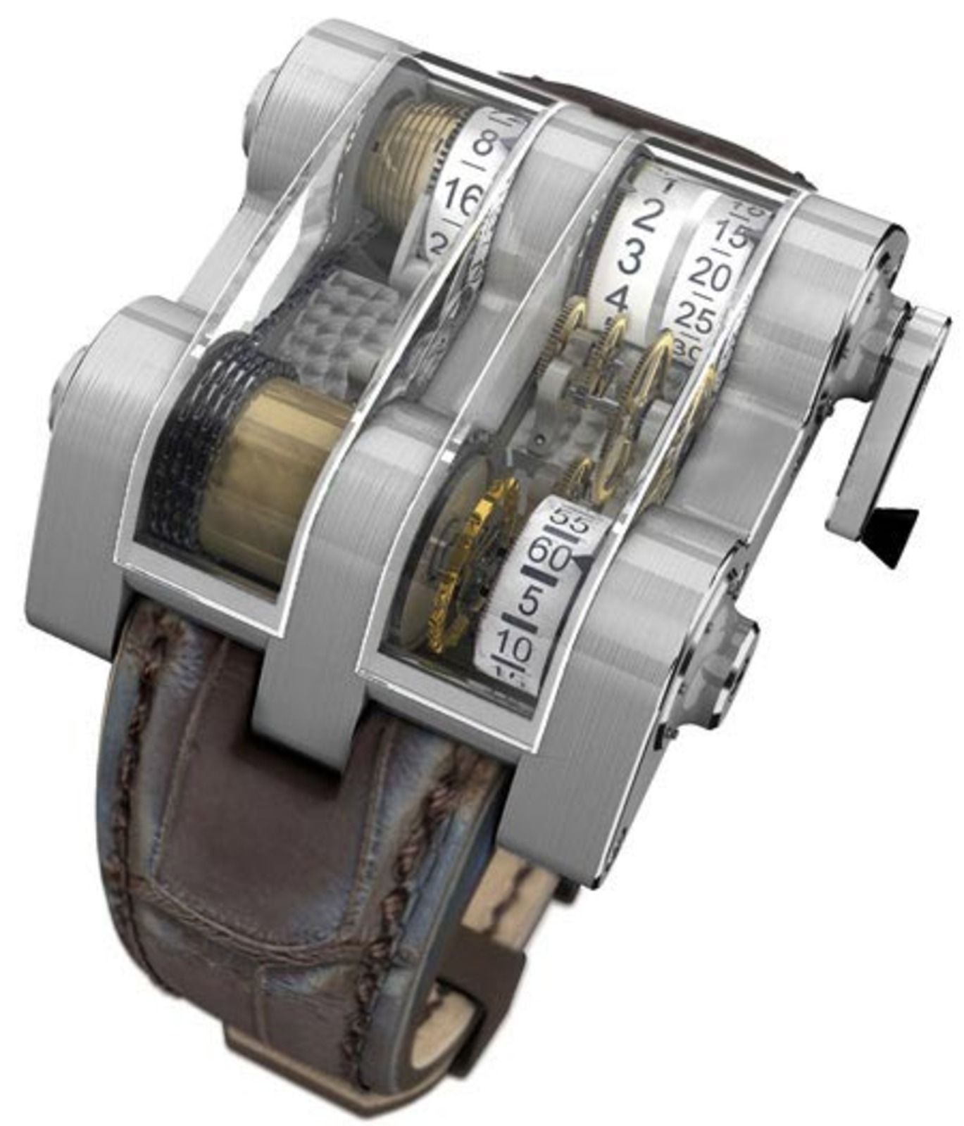 the hong at tourbillon unusual watches kong and cabestan interesting sjx vertical phillips