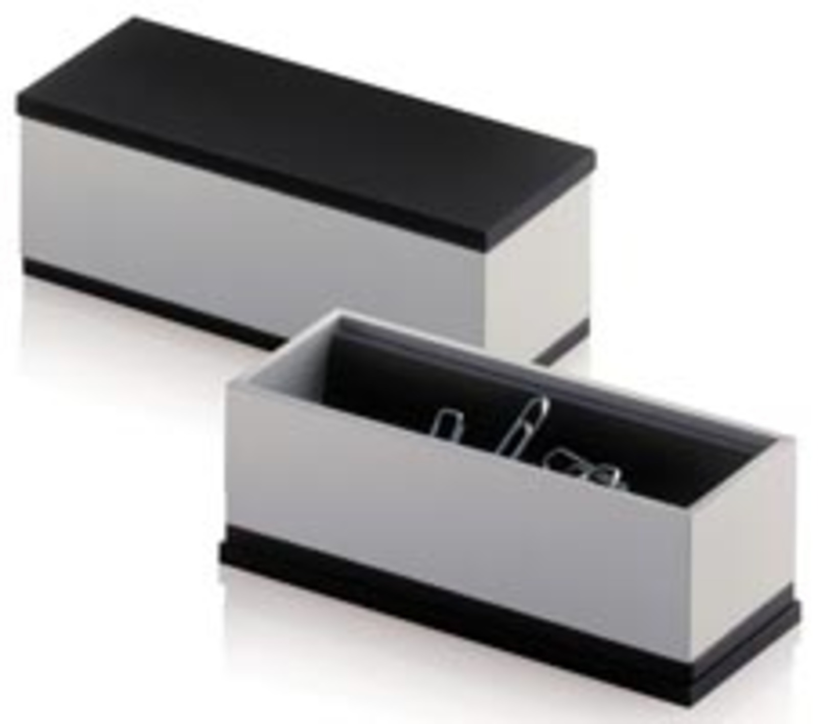 . norman foster desk accessories  cool hunting