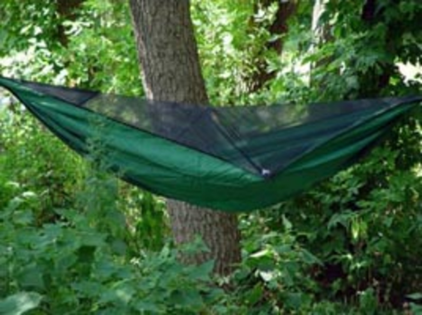 & Hennessy Hammock Tent - Cool Hunting