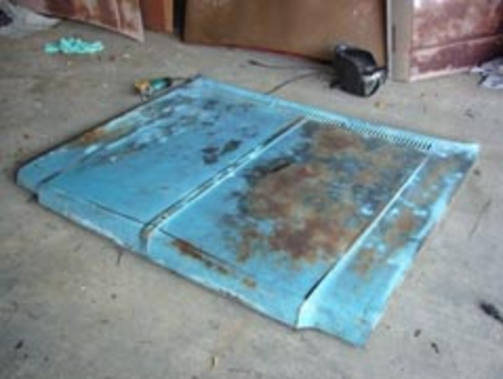 Car Hood Coffee Tables Cool Hunting