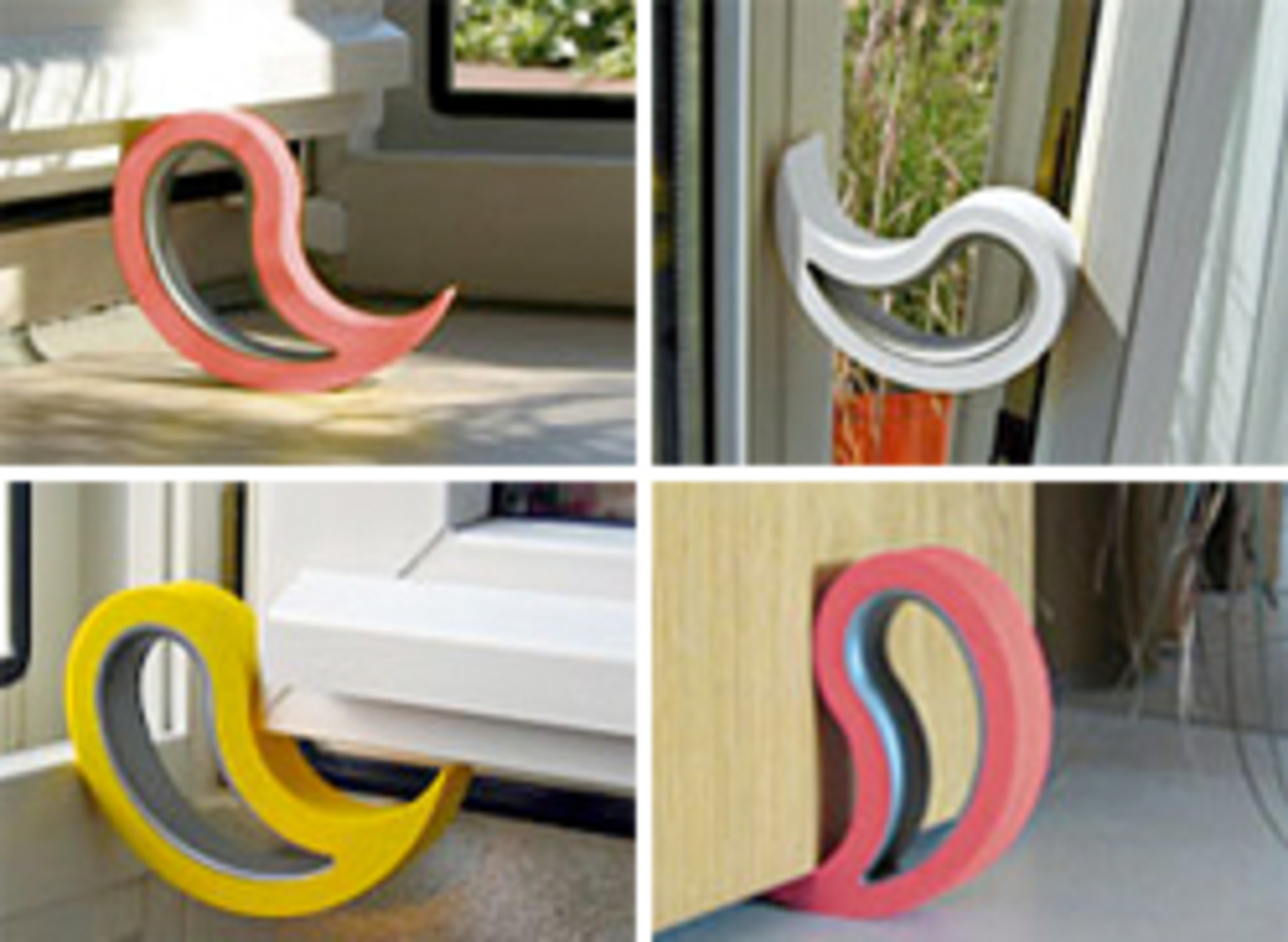 Stoppy Ultimate Door And Window Stop Cool Hunting