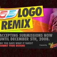 Cut&Paste Contest: The 55DSL Logo Remix