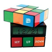 Cube Alarm Clock
