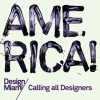 Design Miami Call Out to the Americas