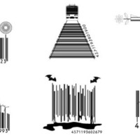 Japanese Barcode Design