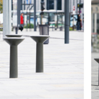Clous: Urban Seating Element