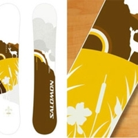 Salomon Board Design Contest