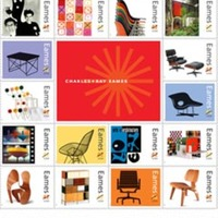 Charles and Ray Eames Commemorative Stamps