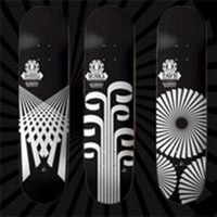 Element Carbon Fiber and Helium Skateboard