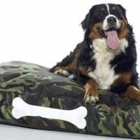 Fatboy Camo Doggielounge