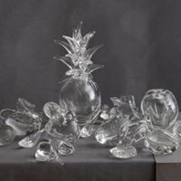 Beth Lipman x Steuben Glass: Still Life Collection