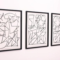 Eric Haze: New Abstracts and Icons